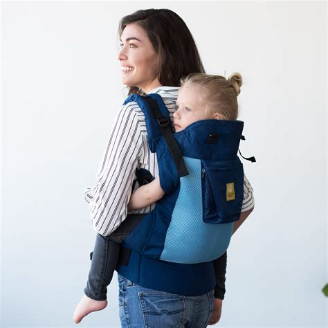 baby carrier carryon airflow toddler carrier blue aqua airflow carryon toddler baby