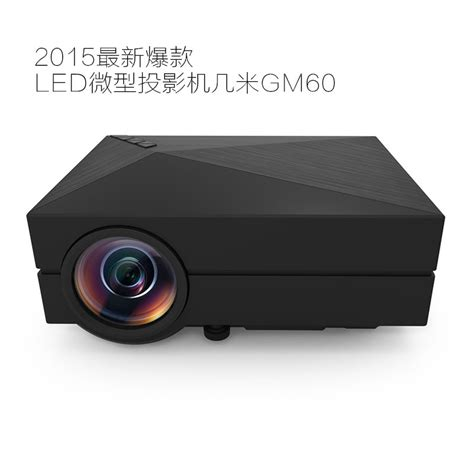 phone projector gm60 home hd mini portable led mini projector mobile phone explosion models projectors in