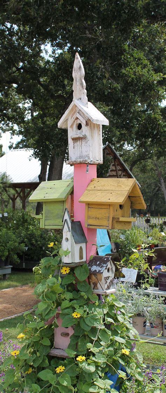 Creative Garden Decor Wacky Creative Garden Blending Junk And Vintage Items Into Garden Decor Quotes