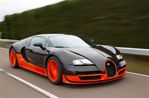Top Speed Of The Bugatti Veyron Sport 2014 Bugatti Veyron Hyper Sport Speed Top Auto Magazine
