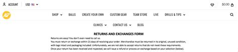 returns policy template how to write an ecommerce return policy template included