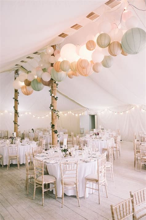 pretty light pink country house wedding pretty lights