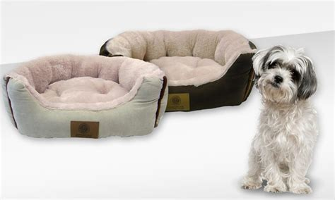 american kennel club dog beds american kennel club pet bed groupon goods