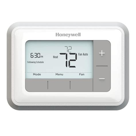 Honeywell T5 7 Day Programmable Thermostat RTH7560E   The Home Depot
