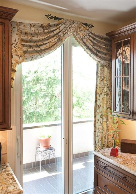 curtain ideas for sliding patio doors best 20 sliding door treatment ideas on pinterest