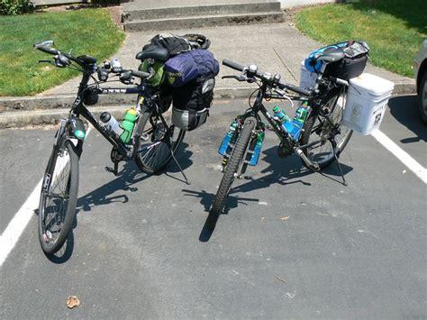 porta pacchi bici portapacchi bici accessori mountain bike
