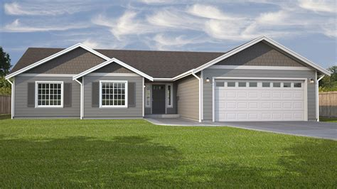 rambler homes rambler house plans plans bonus room rambler floor plan home46695 670x400 rambler house plans