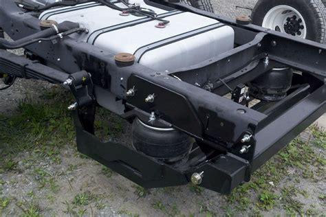 Air Suspension kelderman 174 stage 2 air suspension system