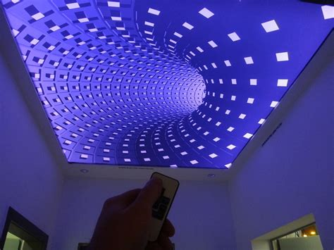 Infinity Mirror Ceiling by Checkout Our Amazing Stretch Ceiling Diy How To Make Your