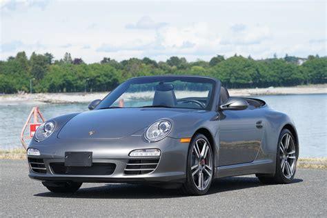Porsche 911 Carrera 4s For Sale by 2011 Porsche 911 Carrera 4s Cabriolet For Sale Silver