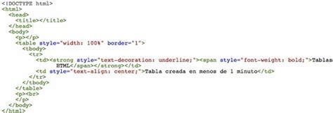 insertar imagenes tabla html 191 c 243 mo hacer tablas en html de forma f 225 cil y r 225 pida nobbot
