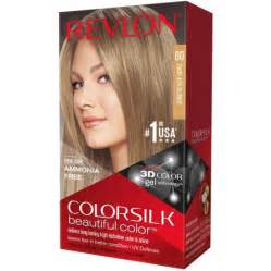 hair color for 60 revlon colorsilk beautiful color permanent hair color 60