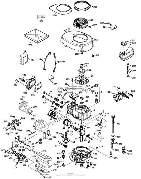 tecumseh governor linkage diagram tecumseh lev80 333009a parts diagram for engine parts list 1