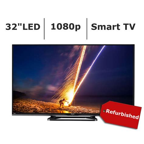Sharp Led Tv 32 Lc 32sa4102i refurbished sharp lc 32le653u aquos 32 quot 1080p smart led tv