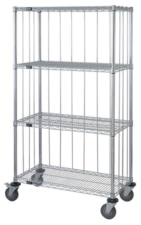 enclosed shelving unit enclosed wire shelving units