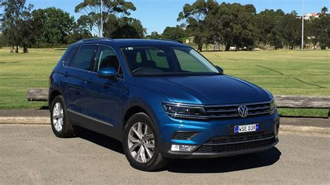 volkswagen tiguan 2016 blue volkswagen tiguan 140tdi highline 2017 review road test