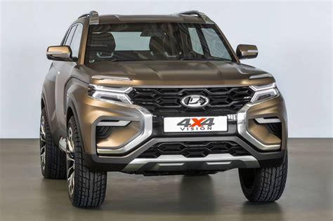 lada di lada 4x4 vision concept 2019 presentazioni automobili e