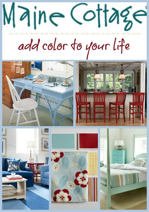 add color add color to your life maine cottage giveaway sand and