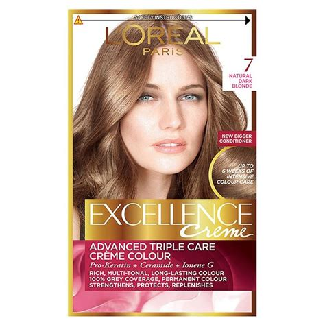 l oreal excellence creme 7 hair morrisons l oreal excellence creme 7