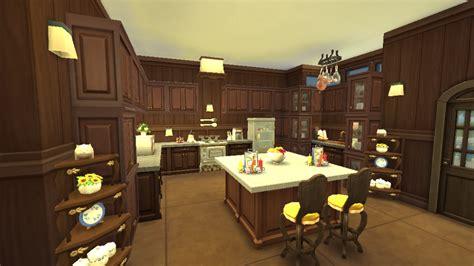 sims  room cordelias kitchen sanjana sims studio