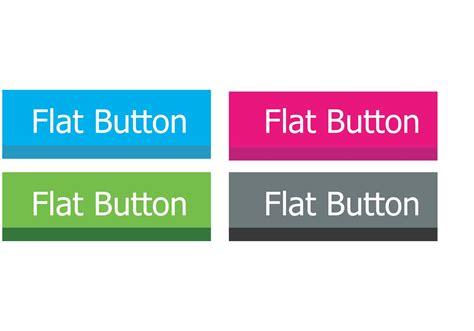 Button Flat flat button vectors free vector at vecteezy