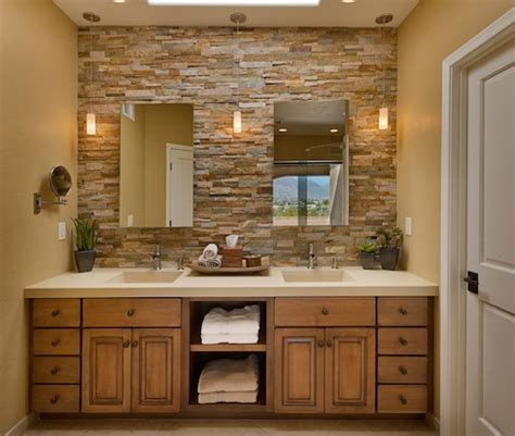 accent kitchen and bath cozy bathroom designs with walls