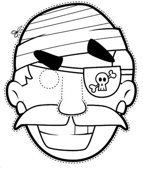 mascaras de carnaval para colorear contuspropiasmanos m 225 scara pirata para imprimir y colorear m 225 scaras de