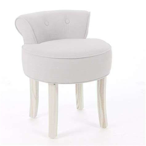 Vanity Table Chairs by Dressing Table Vanity Stool Padded Seat Chair Modern