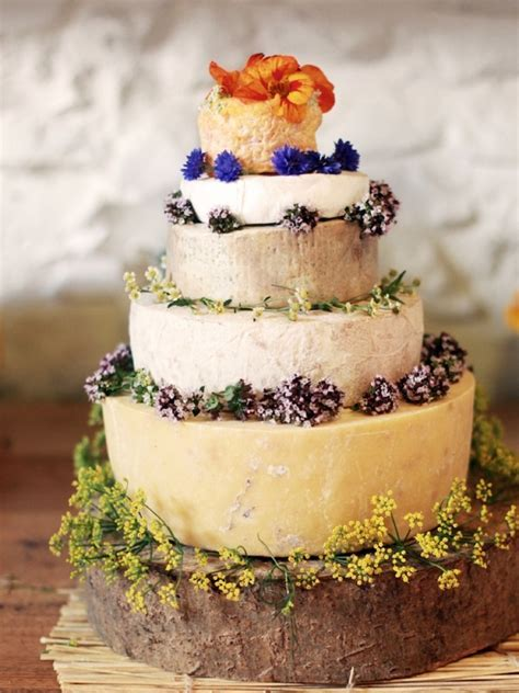 Best 25  Wedding cakes made of cheese ideas on Pinterest