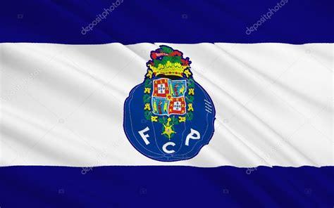 porto football club flag football club porto portugal stock editorial photo