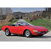 1969  1973 Ferrari 365 GTS/4 Daytona Images Specifications And