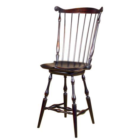 d r dimes fanback tavern w swivel windsor chairs tavern
