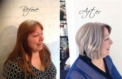 how to let your hair grow out fron asymmetric haircuts how to helping your client grow out her natural white