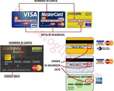 banco posta numero verde carte conto con iban e carte di credito differenze e