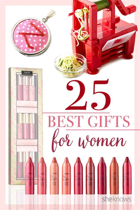 gifts for women 50 gifts for her that she won t return the day after