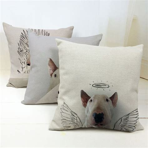 Pet Covers Sale by Sale Bull Terrier Cheap Cushion Cover Pet