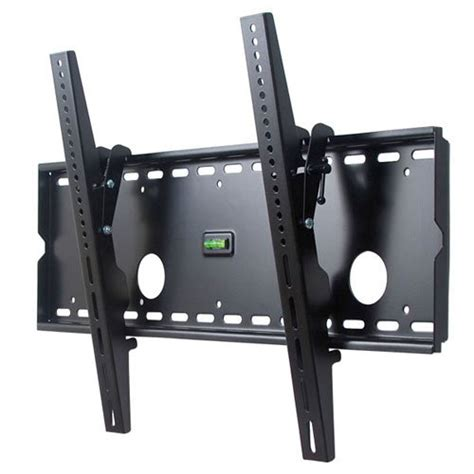 Bracket Adjustble For 14 42 Inch Tv Black tvaudiomarkt videosecu black tilt wall mount bracket for vizio 42 to 65 inch