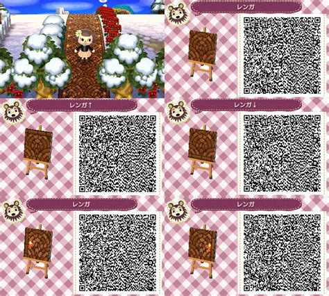 brick pattern new leaf brown brick path with lights animal crossing new leaf