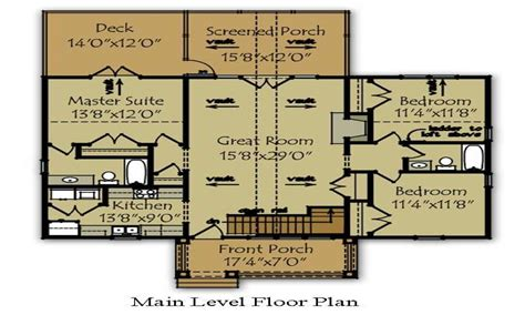 small lake house floor plans small lake house small cottage house plans with basement