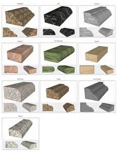 Types Of Kitchen Countertops by Stone World At Bensalem Pa Granite Countertops Marble