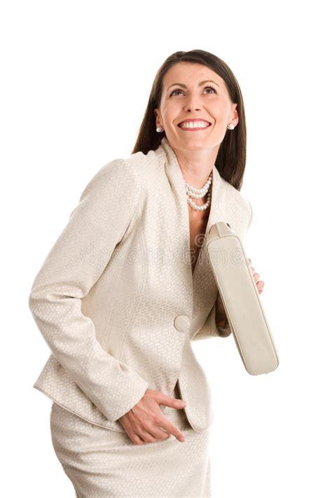 elegant mature woman wearing silver jewelry stock photo elegant woman smiling royalty free stock photos image