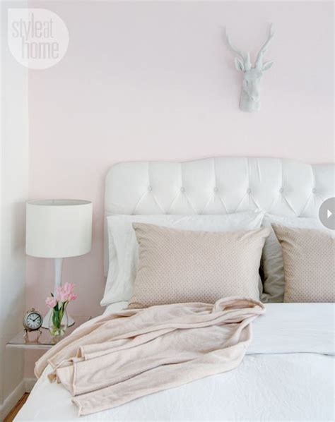 small spaces pink walls bedroom wall lights and tufted