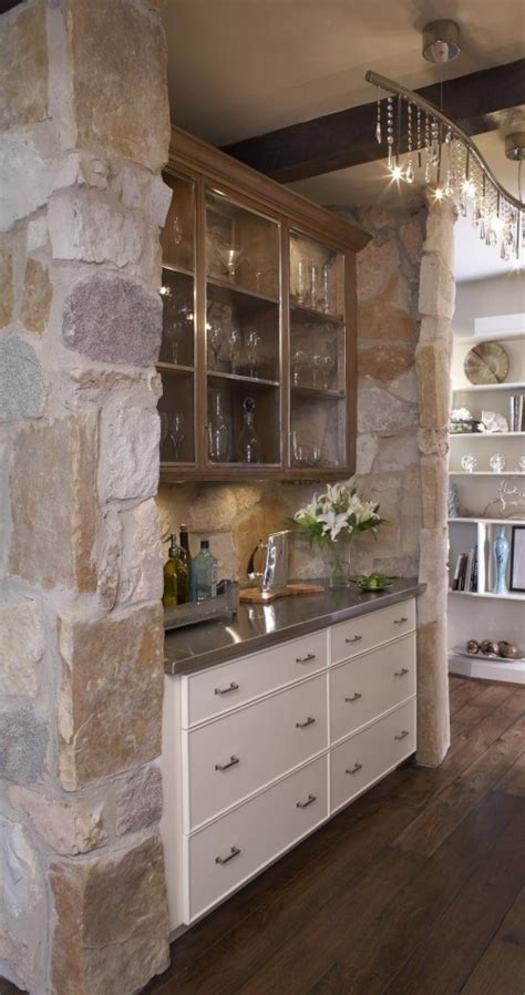 what is a butler s pantry butler s pantry tucked in stone decorating pinterest