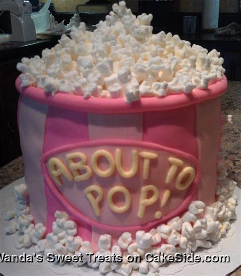 Popcorn Baby Shower Theme by 25 Best Ideas About Popcorn Theme On