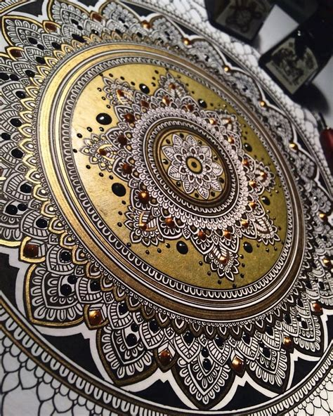 Mandala Gold the gold is so bright i wanna cry yay mandala gold coin murderandrose for the