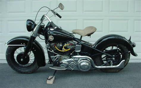 1957 Harley Davidson Panhead by 1957 Harley Davidson Fl Panhead Bike Urious