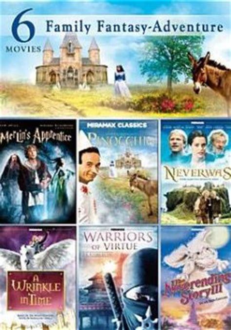 film fantasy adventure 6 film family fantasy adventure by miramax echo bridge