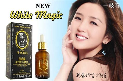 Korean Whitening Diskon serum korea eksklusif whitening new white magic dengan ekstrak 12 pemutih alami
