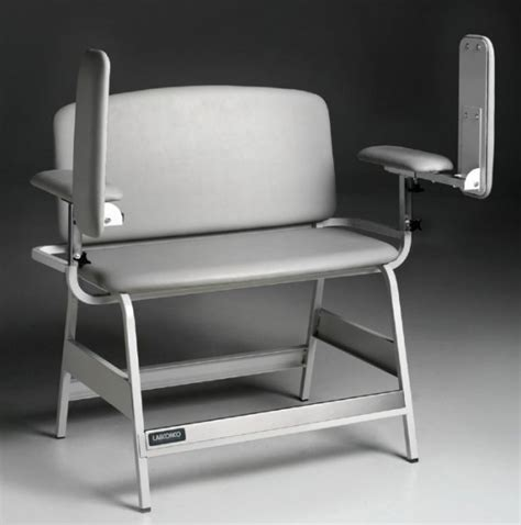 Blood Drawing Chair by Bariatric Blood Drawing Chairs Labconco