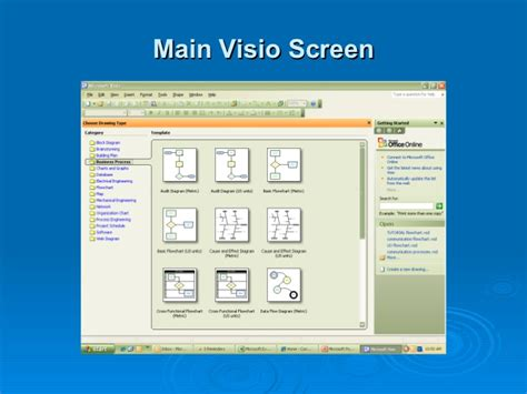 microsoft visio for dummies visio tutorial